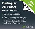 Dluhopisy eFi Palace, s.r.o