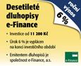 Dluhopisy e-Finance