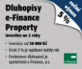 Dluhopisy e-Finance Property
